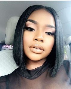 Hair Extensions & Wigs Precise Straight Hair Short Human Hair Wigs With Baby Hair Bang Red Color Brazilian Non Remy Wigs For Black Women Attractive Designs;