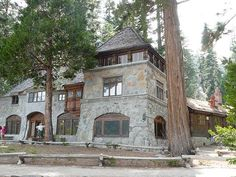 Vikingsholm Castle at Emerald Bay, Lake Tahoe!