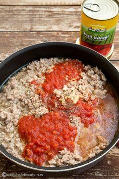 MUSACA GRECEASCA | Diva in bucatarie Grains, Food, Eten, Seeds, Meals, Korn, Diet