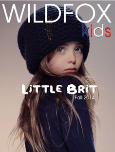 WILDFOX KIDS FALL 2014 COLLECTION | AFancyGirlMust.com  Find #children portrait #style inspirations at #MonicaHahn Photography