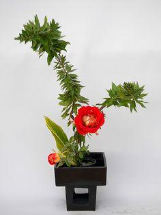 Nogeiri style Ikebana