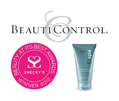 We are proud to announce that BeautiControl's BC Spa Facial Exfoliating Polish has received Shecky's 2012 Beauty at its Best Award for Best Exfoliant! #BeautiControl