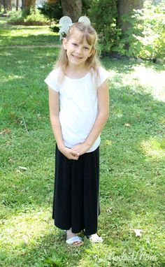 Modest Girls - It's possible to dress little girls in modest, sweet clothing!