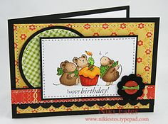 penny black critter party | My Paper Creations