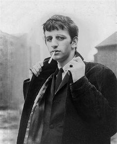 ringo starr | Ringo Starr, Liverpool, 1962
