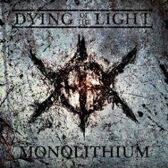 Monolithium EP cover Dying Of The Light, Lighting, Metal, Cover, News, Music, Blankets, Lights, Lightning