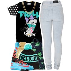 // Kidd Chief, created by clickk-mee on Polyvore