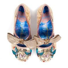 5dec5c8f2a6 Irregular Choice So This is Love - Millars Shoe Store - CINDERELLA  Irregular Choice Cinderella