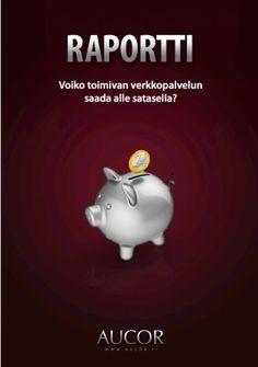 Aucor ohjeistaa sadan euron verkkosivustoprojektiin