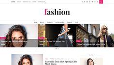 Fashion Blogger Template é um template blogger responsivo que traz design moderno e limpo. Este é a escolha perfeita para blog de modas, blog pessoal , blog de nicho, blog criativo ou revista simples. Se você está procurando modelos para blog de modas, então este é uma boa opção para você!.