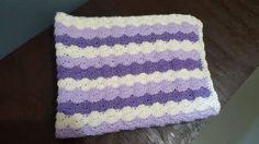 Crochet Baby Blanket by SewSassybyPaula on Etsy