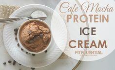 mocha protein ice cream recipe
