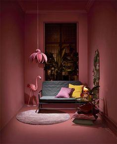 Maak van je huis een luxe jungle met IKEA #interieur #wonen #inrichten #woontrends