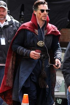 Doctor Strange: Benedict Cumberbatch As Marvel's Newest Superhero