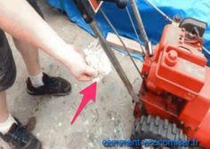 Le papier d'alu enlève la rouille des chromes