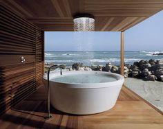 Kos Geo 180 Badewanne freistehend, entworfen von Ludovica und Roberto Palomba Durchmesser 1800x700mm Farbe weiß
