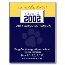 Class reunion save the date postcard Eagle Pass, Reunion Invitations, Connect Online, School Reunion, Save The Date Postcards, Artsy Fartsy, Eagles, 50th, Invite