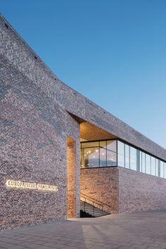 Lübeck. Europäisches Hansemuseum. Andreas Heller Architects & Designers