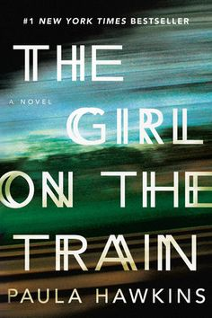 People everywhere are talking about The Girl on the Train by Paula Hawkins and with good cause. In Hawkins' first thriller, she takes the . Book Club Books, Book Lists, The Book, Books To Read, My Books, Book Clubs, Paula Hawkins, Summer Reading Lists, Beach Reading