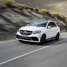 Presenting the all-new GLE-Class, successor to the legendary M-Class. From the fuel-efficient GLE300d clean diesel and the standard-setting GLE350 4MATIC to the groundbreaking GLE550e plug-in hybrid and the exhilarating Mercedes-AMG GLE63 S, we've reinvented the modern luxury SUV standard that we invented in the first place.  See the GLE in person soon at the New York International Auto Show and over the next few hours right here on Instagram. European Model Shown.  #Mercedes #Benz #GLE63AMG…