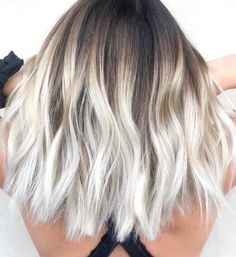 7 Hair Dye Trends You Need To Know, From Balayage to Babylights Natural Hair Dye Trends, hair color trends hair colour trends hair highlight trends, coolest hair colors for Blonde Hair With Roots, Brown Blonde Hair, Ashy Blonde, Black Hair, Blonde Ends, Blonde Honey, Ombré Blond, Bright Blonde Hair, Medium Blonde