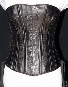 Underworld  Evolution Selenes Leather Corset