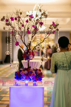 Radiant Orchid Wedding in Orlando Florida