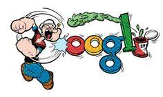 popeye | Popeye es hoy imagen de Google | Cultural Mandala