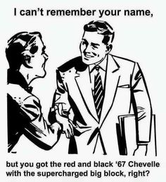 Auto Quote Lol I'm terrible remembering names. Car Jokes, Funny Car Memes, Car Humor, Funny Relatable Memes, Haha Funny, Hilarious Quotes, Funny Stuff, Car Guy Memes, Jeep Funny
