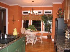Burnt Orange Kitchen burnt orange kitchen | home sweet home | pinterest | burnt orange