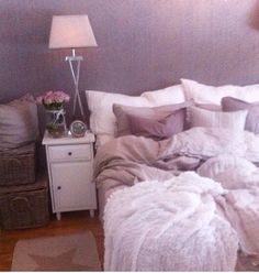 I love the flowers and love all the pillows and blankets