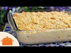 PANELATERAPIA - Blog de Culinária, Gastronomia e Receitas: Fricassé de Frango