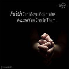 Have Faith ☺ #curejoyinspirations #quotes #curejoy #inspirationalquotes