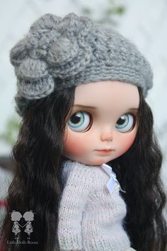 https://flic.kr/p/PEp2WX | Kendall | OOAK Custom Blythe Doll : Kendall Base model : Neo Blythe Urburn Cowgirl Hair: Original Hair from Neo Blythe Milkyway Sugar