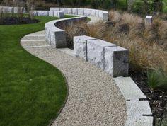 Saratoga Creek House modern landscape by WA Design
