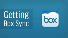 In this video I will show you how to download Box Sync.