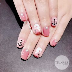 Dream Nails, Love Nails, Pretty Nails, Pedicure Designs, Cool Nail Designs, Nail Swag, Cute Acrylic Nails, Cute Nail Art, Nagel Gel