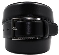 Mens Belts  - Pin it :-) Follow us .. CLICK IMAGE TWICE for our BEST PRICING ... SEE A LARGER SELECTION of Mens Belts s at http://azgiftideas.com/product-category/mens-belts/ - men, mens gift ideas, mens wear, valentines  -  HUGO BOSS Leather Belt Mens Handmade in Italy