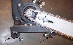 hydraulic chainsaw plans