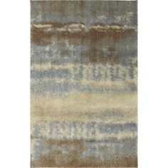 Stratus Rug- Have in our living room & like it a lot!