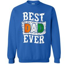0a78b5998 Men s Best Dad Ever Father s Day T-Shirt Ivory Coast Flag