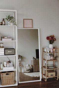 Room Design Bedroom, Room Ideas Bedroom, Home Room Design, Home Decor Bedroom, Small Room Design, Bedroom Inspo, Study Room Decor, Cute Room Decor, Small Room Decor