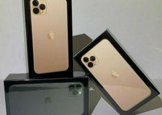 iPhone 11 Pro Max - 512 GB - odomknutý (CDMA GSM) Iphone 11