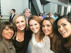 Greys Anatomy Funny, Greys Anatomy Cast, Grey Anatomy Quotes, Sarah Drew, Grey's Anatomy Doctors, Chandra Wilson, Miranda Bailey, Sara Ramirez, Camilla Luddington