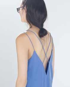 Image 5 of COMBINED DRESS from Zara