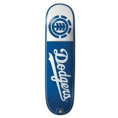 ELEMENT DECKS LA DODGERS CLUB MLB 8.25