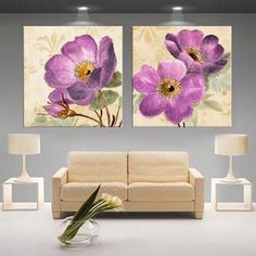 Modern white lotus definition pictures canvas Home Decoration living room Wall modular painting Print (no frame) Living Room Canvas Painting, Canvas Wall Decor, Oil Painting On Canvas, Canvas Art Prints, Painting Prints, Wall Art, Room Paint, Paintings, Banksy Art