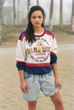 Sasha Lane Photography Matt Jones Where can I buy that sweater? I've never coveted something so badly