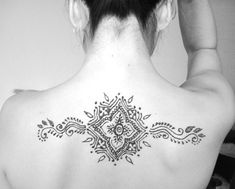 Back tattoos for girls - Google Search
