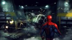 The Amazing Spider-Man: The Movie